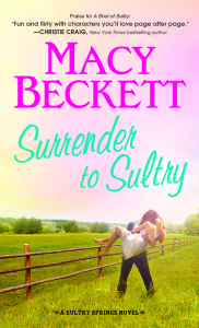 Surrender to Sultry