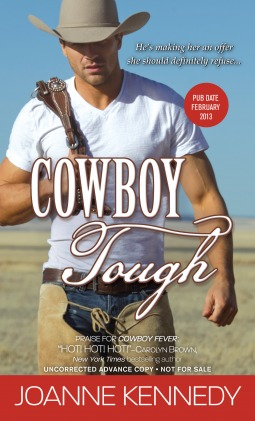 Series Saturday: Cowboys by Joanne Kennedy