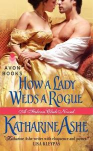 how a lady woes a rogue