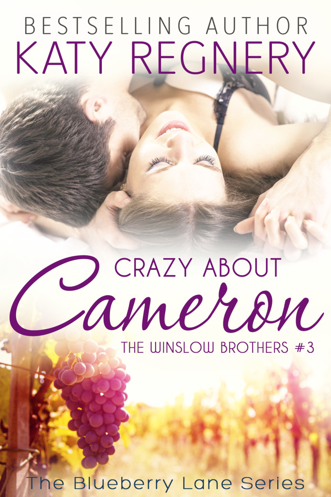 Crazy about Cameron cover