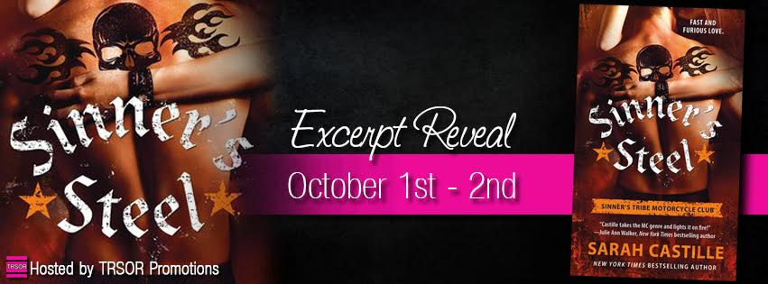 Sinner's steal excerpt reveal