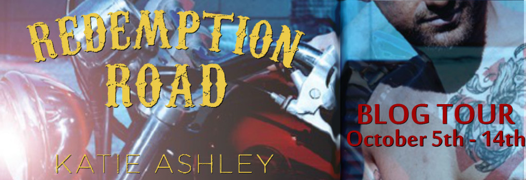 REDEMPTION ROAD_Blog Tour Banner