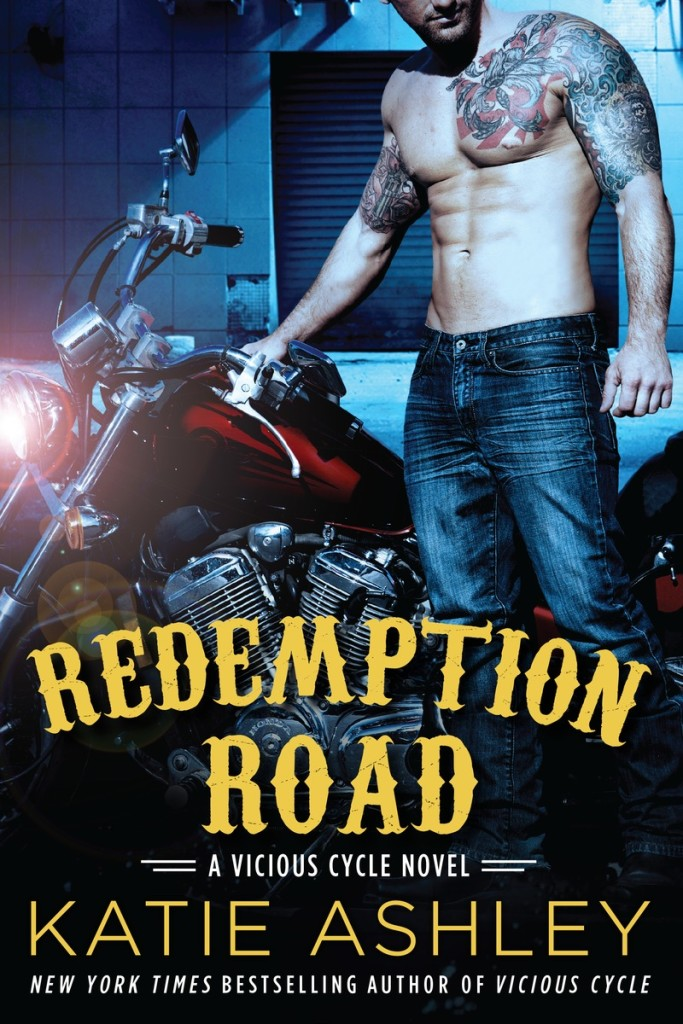 Redemption Road_cover