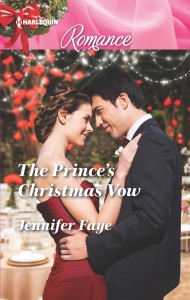 The Prince's Christmas Vow