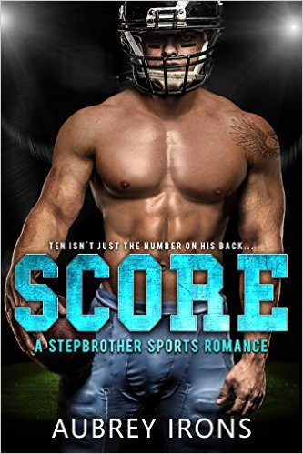 Score - Book  frong