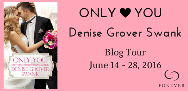 Only You Blog Tour Banner